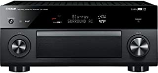 RXV3085 YAMAHA 9.2Ch AV Receiver W/ 3D Sound Field and Surround: Ai RX-V3085 Musiccast Support, Ess Es9026pro Sabre Dac and Sabre9006as Ultra Dac