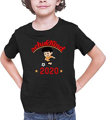 Camiseta para niños y niñas Uniforme 26 - Balón de...