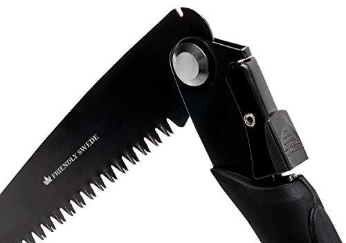 TheFriendlySwede『折りたたみ式万能目ノコギリ210mm』
