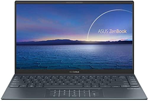 "2020 Flagship Asus Zenbook 14 Laptop 14"" FHD IPS Anti-Glare 100% sRGB AMD Octa-Core Ryzen 7 4700U (Beats i7-10710U) 16GB RAM 1TB SSD Backlit USB-C Wifi6 Win10 Pro + generic Wireless Mouse"