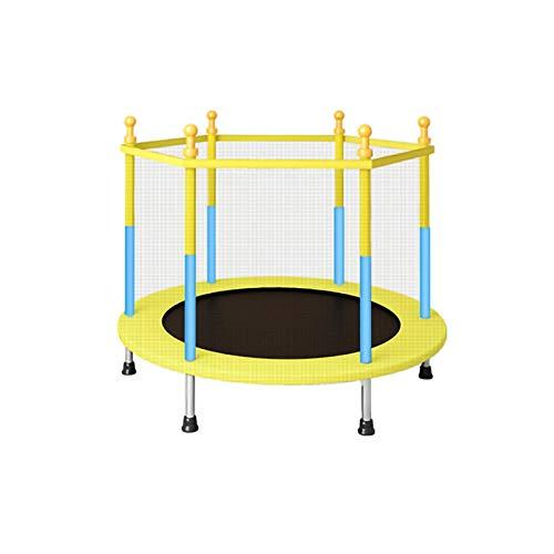 Trampolín for 2-3 niños con Net, Saltar la Aptitud for el