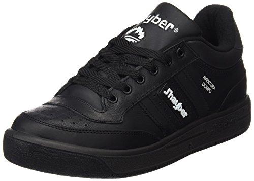 J-Hayber NEW Olimpo - Zapatillas deportivas para hombre, color negro, talla 43