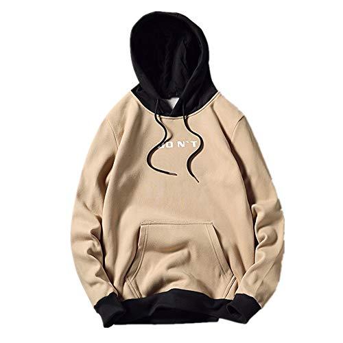Sudadera con capucha Streetwear Hip Hop patchwork Jersey con capucha con capucha para hombres sudaderas con cordón bolsillo Sudaderas