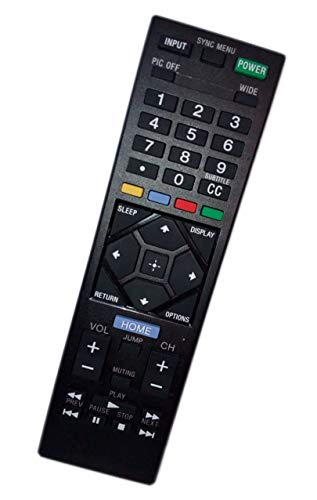 sony remote control outlets Remote Control Compatible for Sony KDL-32R300C KDL32R400A KDL-40R350D KDL-40R380B KDL40R450A KDL-48R470B KDL-50R450A LED HDTV TV