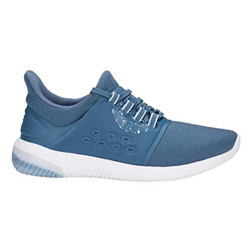 ASICS Mujer Gel-Kenun Lyte MX Zapatillas de correr, azul (Azure/Azure), 38 EU
