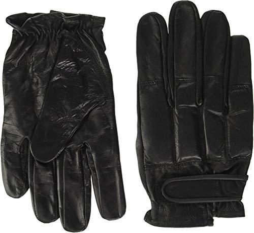Unbekannt Quarz Lederhandschuhe Größe M