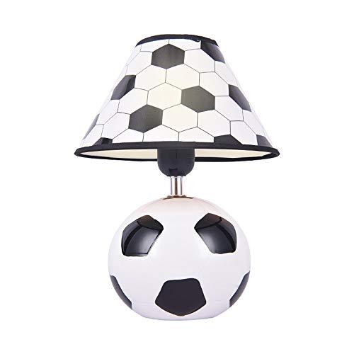 Schlafzimmer kreative neue Nachtnachtlicht Arbeitszimmer warme Dekoration Fußball Tischlampe