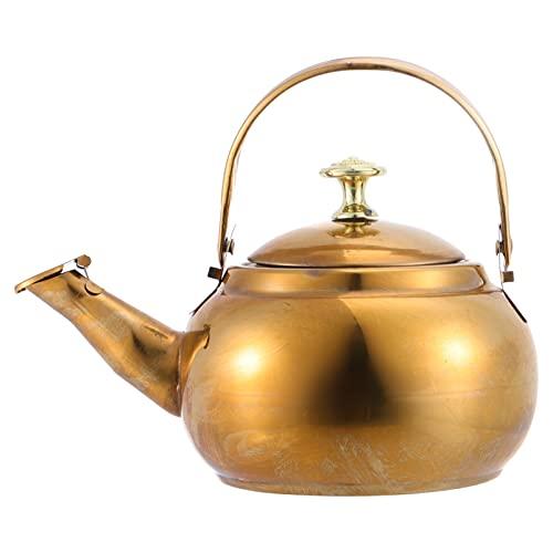 Cabilock Edelstahl Whistling Tee...