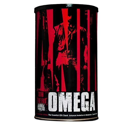 Universal Nutrition Animal Omega Essentielle Fettsäure - 30 Packungen