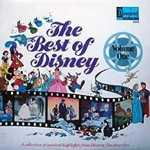 the best of disney, vol. 1 LP