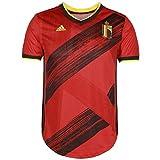 adidas Bélgica RBFA Temporada 2020/21 Camiseta Primera equipación, Unisex, rojuni, XXS