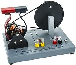 Eisco Labs Demonstration Motor Generator Activity Model (AC/DC) - Hand Powered
