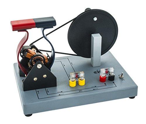 Eisco Labs Demonstration Motor Generator Activity Model AC/DC – Handbetrieben