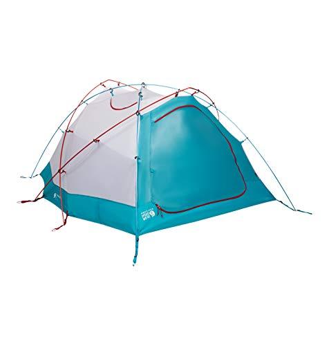 Mountain Hardwear Trango 3 - Tienda de campaña (talla única), color rojo