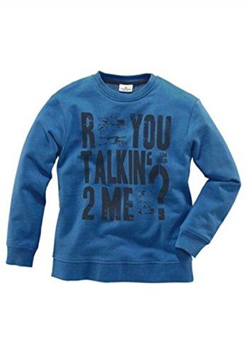 Tom Tailer Shirt Sweatshirt Langarmshirt Blau Gr. 128