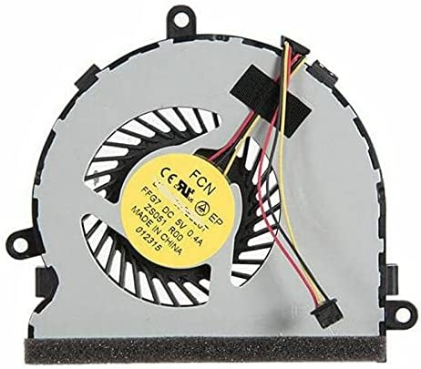 GIVWIZD Laptop Replacement Overseas parallel import regular item CPU Cooling Fan 757602-001KSB0 HP for National products