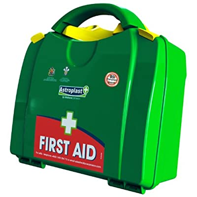 Astroplast Wallace Cameron 1002657 First Aid Kit, BSI-8599, Large from Wallace Cameron