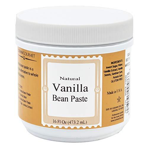 LorAnn Natural Vanilla Bean Paste, 4 ounce
