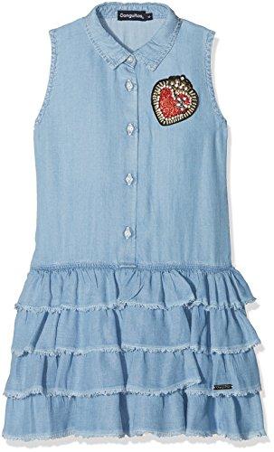 Conguitos Vestido Tejano Niña Niñas