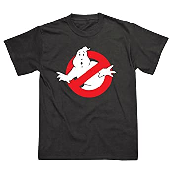 Ghostbusters 80s movie logo T-shirt