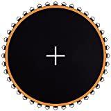 JumpTastic Replacement Trampoline Mat with 72 Pcs V-Ring, Fit 14FT Trampoline Frame Using 5.5in Spring(Not Include Spring | Mat's Diameter: 150in)