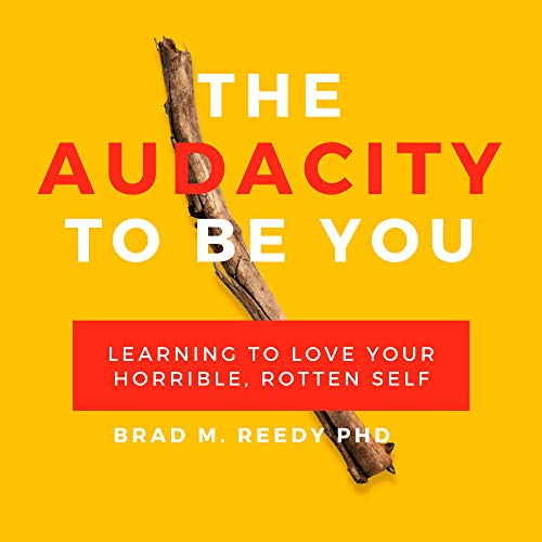 The Audacity to Be You Audiobook By Brad Reedy cover art