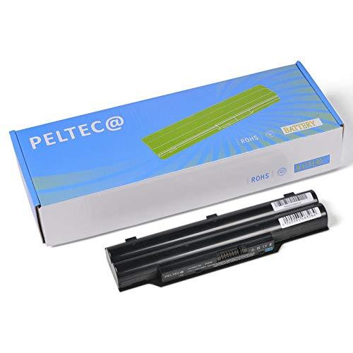 PELTEC Premium Notebook Laptop Akku 4400mAh fur FUJITSU Siemens Lifebook A530 A531 AH42E AH530 AH5303A AH531 LH52C LH250 LH530 LH701 LH701A