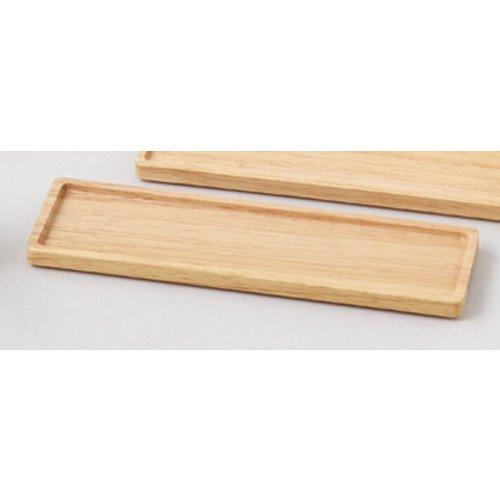 木製スパイストレイ ナチュラル S [ 約24 x 7 x t1.2cm ] 【 木製卓上小物 】 【 料亭 旅館 和食器 飲食店 業務用 】