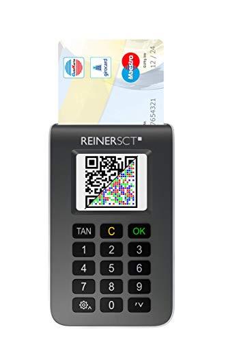 REINER SCT tanJack photo QR I Chip Tan Generator für Online Banking