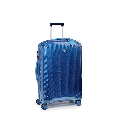 RONCATO We Glam trolley medio rigido 4 ruote tsa Blu