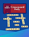 NYtimes Crossword Daily: Easy Crosswords Puzzle Book, Puzzles & Trivia Challenges Specially Designed to Keep Your Brain Young (New York Times Crossword Puzzles)