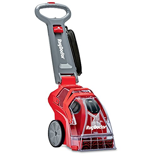 Rug Doctor Deep Carpet Cleaner, Large and Portable, Red
