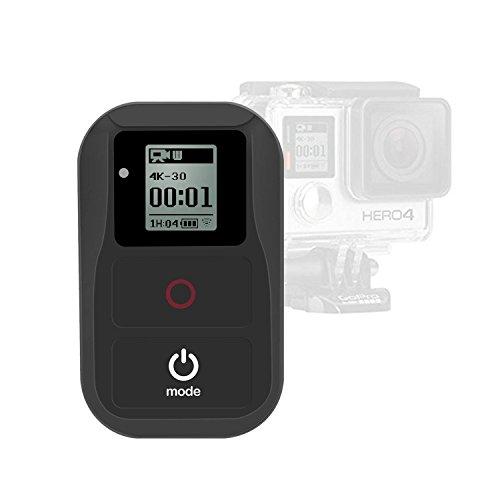 Gopro WiFi Remote Control,Waterproof Smart Remote for GoPro Hero 8/Hero 7 Black/Hero 6 black/Hero 5 black/Hero4/Hero 3/Hero 3+/Hero4 Session/Hero5 Session/Fusion/Hero+LCD Cameras