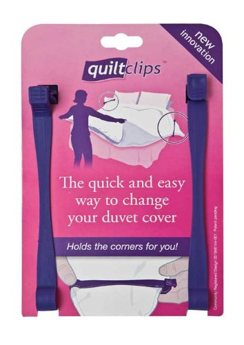 Caraselle The Quilt Clip the quick & easy way to change your duvet cover