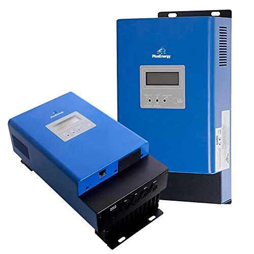 Solar-Regler MPPT PlusEnergy VER05, 60 Ah, 12 V/24 V/48 V