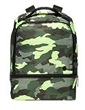 Lululemon City Adventurer Backpack Mini 10L (Heritage 365 Camo Neo Mint Multi/Black)
