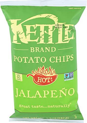 Kettle ケトルブランドハラペーニョポテトチップス 250g 並行輸入品