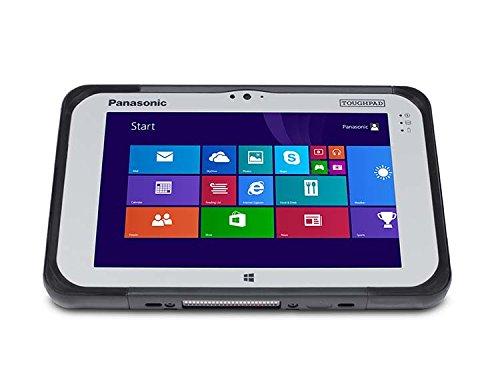 Panasonic Toughpad FZ-M1 256 GB Schwarz, Silber - Tablet (Mini-Tablet, IEEE 802.11ac, Windows, Whiteboard, Windows 10 Pro, Schwarz, Silber)