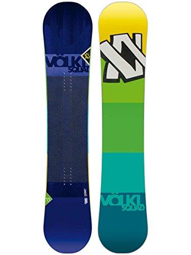 Herren Freestyle Snowboard Völkl Squad Rocker 155 2014