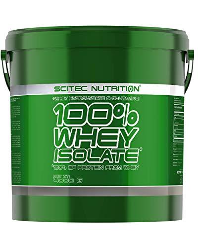 Whey Isolate 4000g vanilla AF