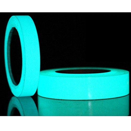 Sedeta Antislip Selbstklebende Leuchtband Glow In The Dark Warning Band-Aufkleber Bühne Auto-Dekor Haustier für das Auto