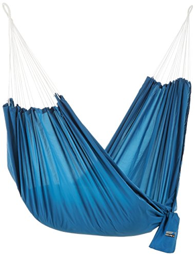 High Peak Hangmat, blauw, 220 x 140 cm