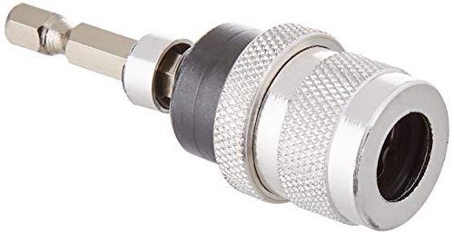 Stanley Trockenbau-Bithalter (mit Magnethalterung, schützender Stahlring, für 8 mm/10 mm Bohrfutter) STHT0-05926