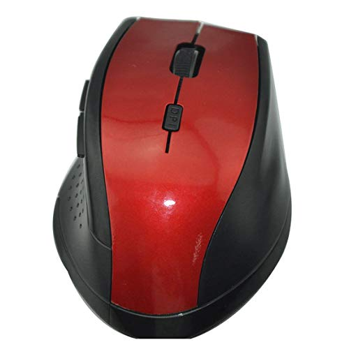 KoelrMsd Wireless Mouse USB 6 Buttons Gaming Mouse Mice For Laptop Notebook 2.4G Mouse Ultra Thin Slim Mice