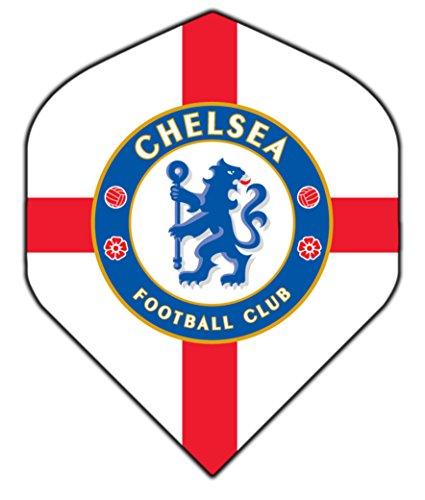 F2056 Special Edition Chelsea Football Club Dart Flights - 3 Sets