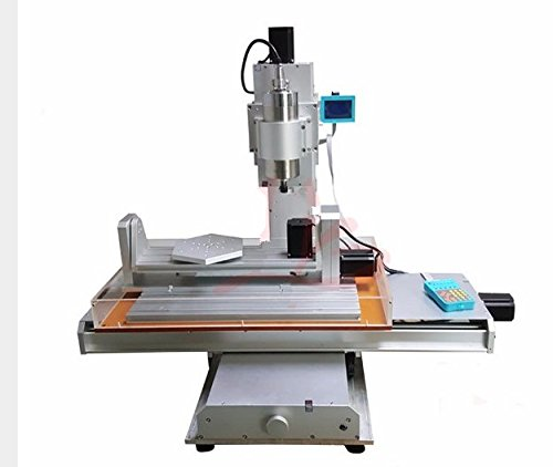 GOWE Torno CNC de carpintería de mecanizado, 5 ejes CNC fresador de madera grabador