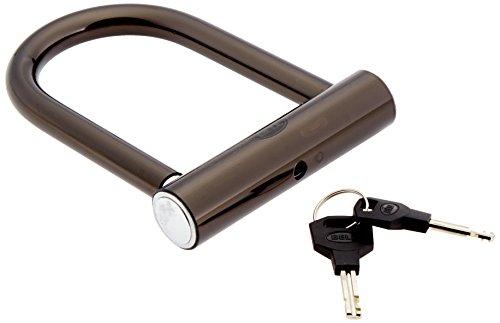 Bell Sports Catalyst 200 Travel Size Stell U-Lock, Black