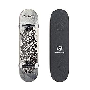 MINORITY 32inch Maple Skateboard  Snake