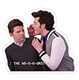 Jean Ralphio The Worst, Parks and rec Decal Sticker - Peel N Stick Sticker Graphic Decal