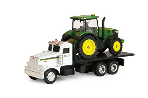 Ertl Collectibles Dealer Truck with 7R Tractor